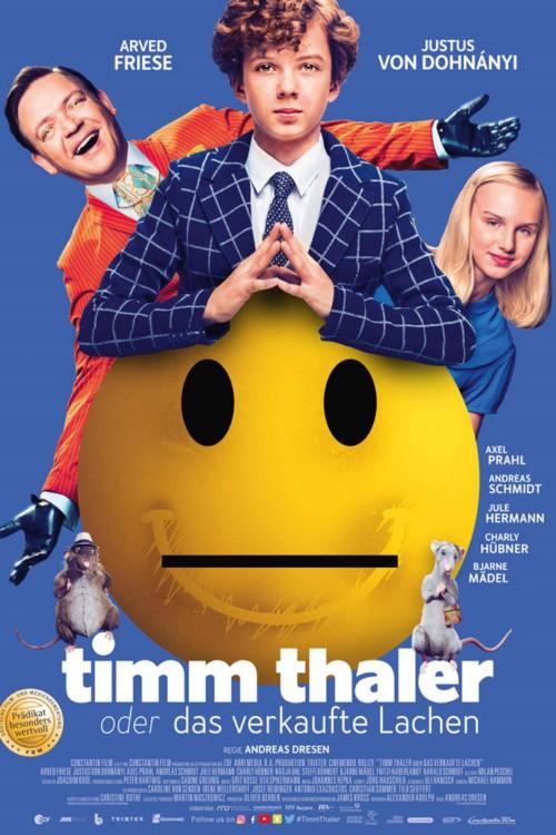 دانلود فیلم The Legend Of Timm Thaler Or The Boy Who Sold His Laughter 2017